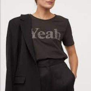 H&M Yeah T-Shirt